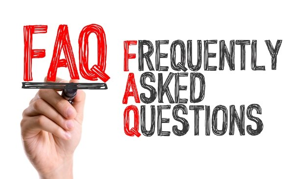 FAQ'S for Client Page